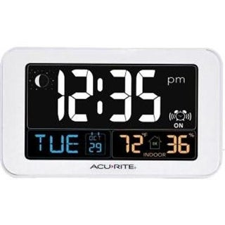 Chaney Instruments - 13040 - Acurite Intellitime Alrm W Usb