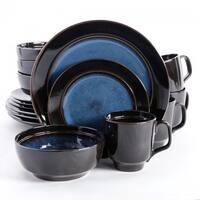 Elite Bella Galleria Dinnerware Set, Blue