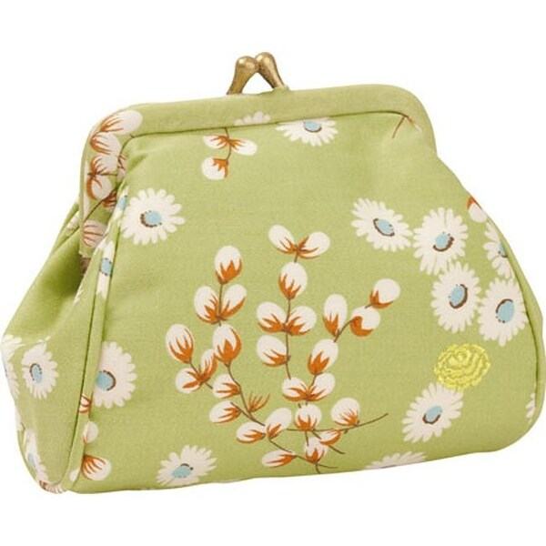 Amy Butler Women's Mallory Coin Purse Blue Eyed Daisy - US Women's One Size (Size None)