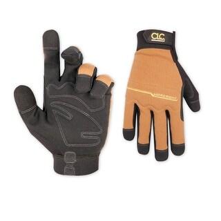 CLC 124M WorkRight FlexGrip Gloves, Medium