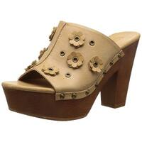 DOLCE by Mojo Moxy Womens Janis Open Toe Clogs
