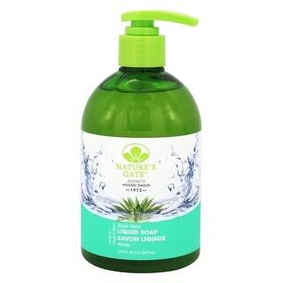Nature's Gate Liquid Soap Aloe 12.5-ounce