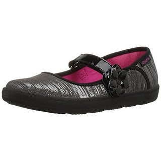 Stride Rite Girls Marleigh Mary Janes Toddler Shimmer - 5.5 wide (c,d,w)
