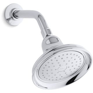 Kohler K 10590 AK Bancroft 2.5 GPM Single Function Shower Head With  Katalyst And