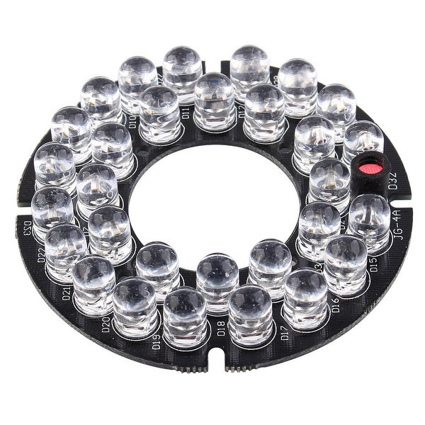 Round Board 30 IR LED Light for CCTV Security Camera