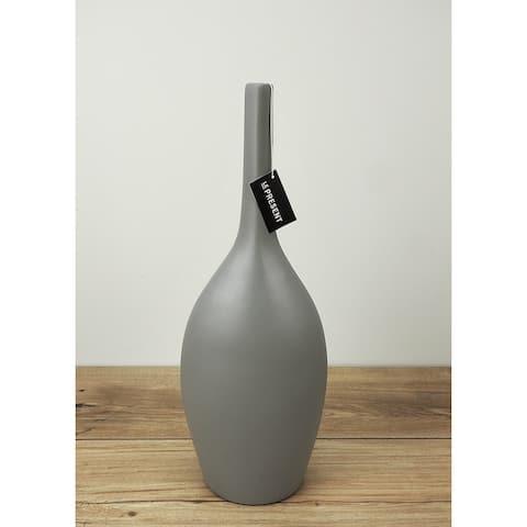 Bottle 16 Inch Ceramic Vase