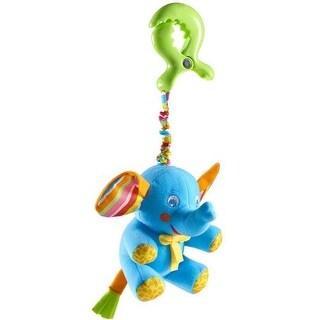 Tiny Love Tiny Smart Rattle, Blue Elephant