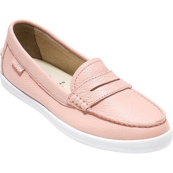 d276562e33f68 Shop Cole Haan Women s Pinch Weekender Loafer Seashell Pink Leather ...