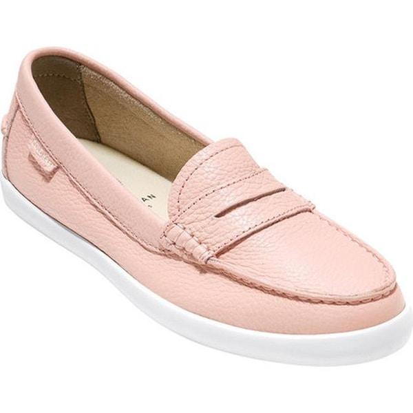 2de803f6645 Shop Cole Haan Women s Pinch Weekender Loafer Seashell Pink Leather ...