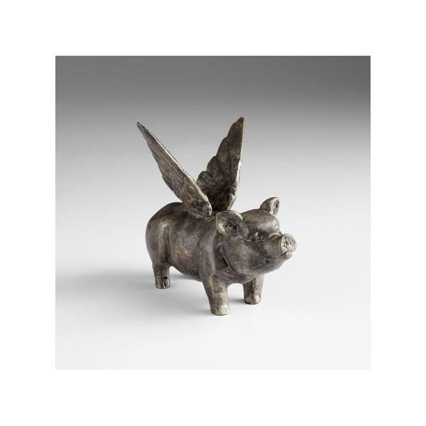 "Cyan Design 5470 5"" Floyd Pig Sculpture - painted acid - N/A"