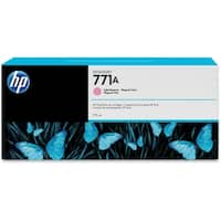 HP 771A 775-ml Light Magenta DesignJet Ink Cartridge (B6Y19A) (Single Pack)