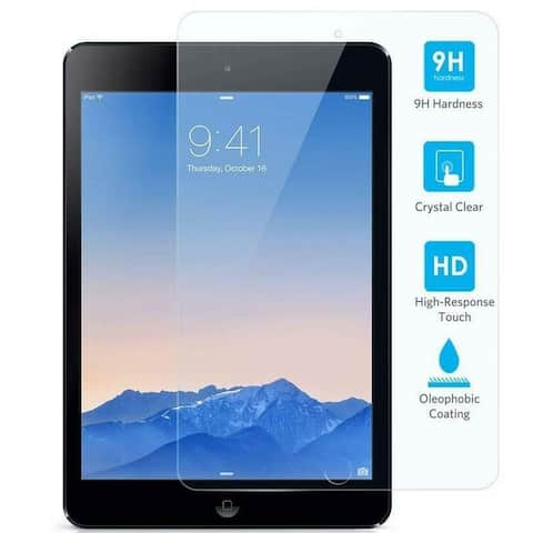 Premium Tempered Glass Protector For iPad 2 3 4