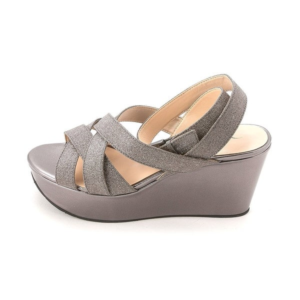 Nina Womens Vision - S Open Toe Casual Platform Sandals