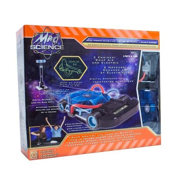 Mad Scientist Dual Energy Race Car
