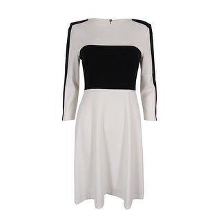 Jessica Howard Women's Ponte Sweater Dress - 8