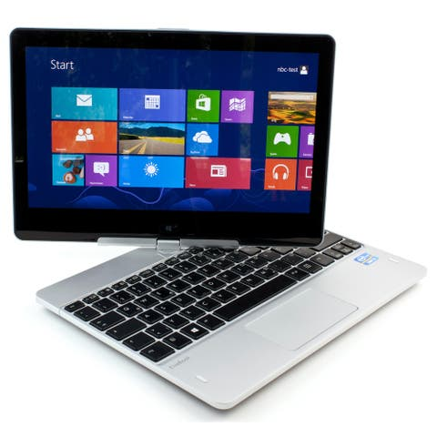 "HP 810 G3 i5-5200U 4GB 128GB SSD Win 10 Home 11.6"" Touch (Refurbished)"