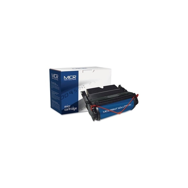 MICR Print Solutions Toner-Black Compatible with 522LM Extra High-Yield MICR Toner