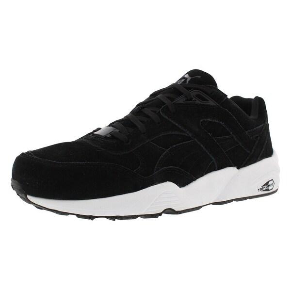 Puma R698 Allover Suede Casual Men's Shoes - 12 d(m