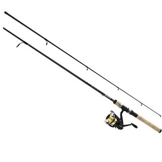 Daiwa 1109607 D-Shock B Spinning Combo Rod with DSK40-B-F802H