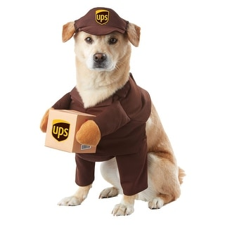 UPS Pal Halloween Pet Costume  sc 1 st  Overstock & Rubies Bantha Pet Costume - Free Shipping On Orders Over $45 ...