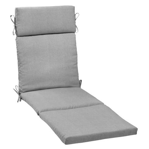 Arden Selections Outdoor 72 x 21 in. Chaise Lounge Cushion