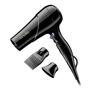 Andis 1875W Turbo Dryer, Black (80510)