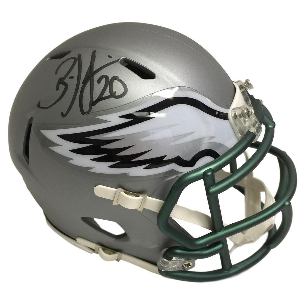 5068edd8 Shop Brian Dawkins Signed Philadelphia Eagles Riddell Mini Blaze Speed  Helmet JSA - Free Shipping Today - Overstock - 19548729