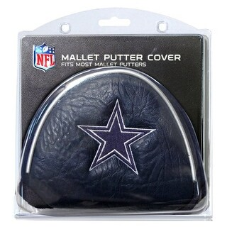 Dallas Cowboys NFL Putter Golf Club Mallet Cover