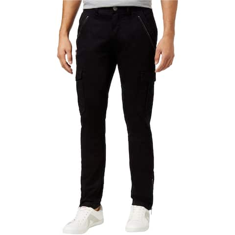 Guess Mens Basic Casual Cargo Pants - 36W x 30L