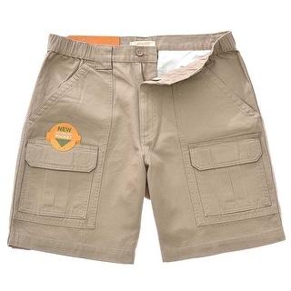 Link to Savane Men's Comfort Hiking Cargo Shorts Similar Items in Athletic Clothing