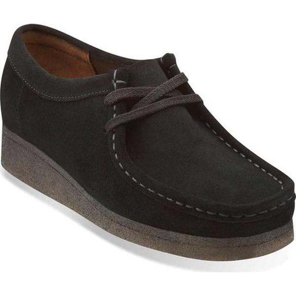 e40c4d2202a32 ... Women s Shoes     Women s Booties. Clarks Women  x27 s Wallabee Bootie  Black
