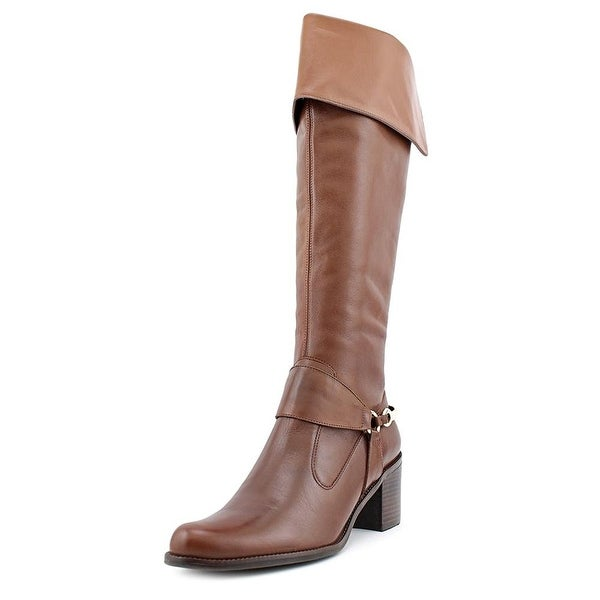 Truth or Dare by Madonna Womens Erminide Almond Toe Over Knee Fashion Boots