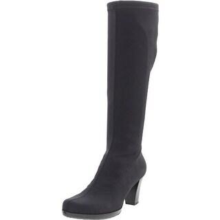 La Canadienne Womens Kent Knee-High Boots Waterproof Heels
