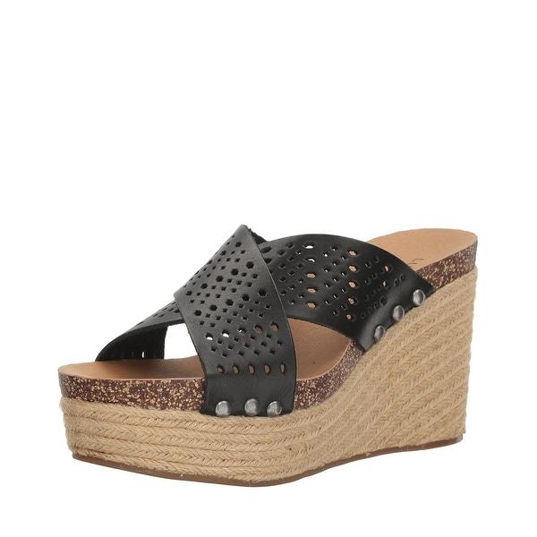 Lucky Brand Womens Neeka Wedges Sandals - 9 b(m)