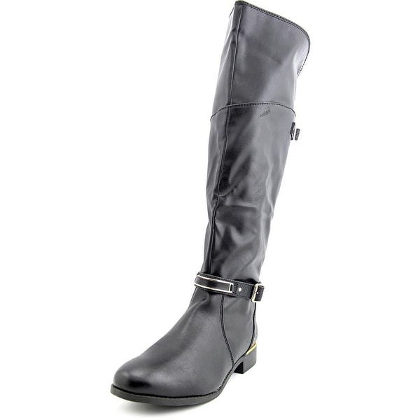 Call It Spring Patousch Women Round Toe Synthetic Knee High Boot