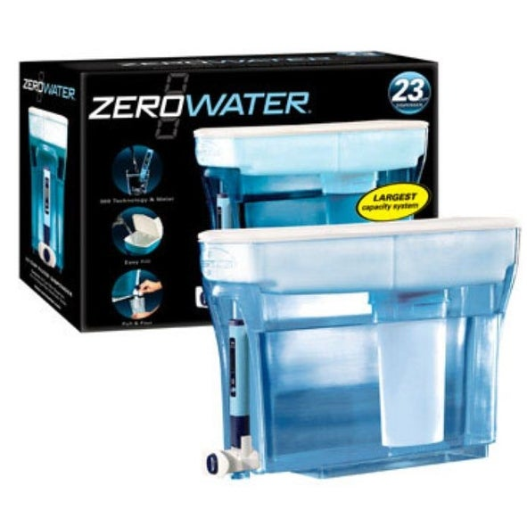 Zero Water ZD-018 23-Cup Cup Dispenser