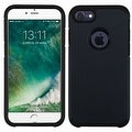 Insten Hard PC/ Silicone Dual Layer Hybrid Rubberized Matte Case Cover For Apple iPhone 7 - Thumbnail 7
