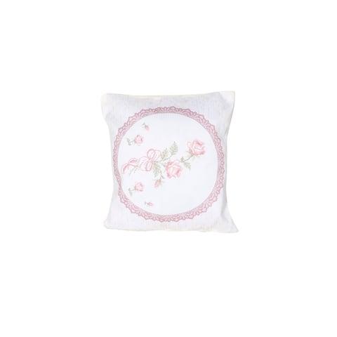 Arzezum Pillow Cover for Home Decor, Set of 2, Oriental Floral
