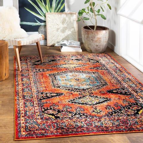 Berta Vintage Persian Area Rug