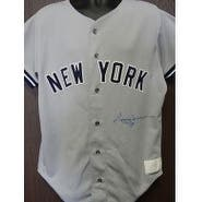 Signed Jackson Reggie New York Yankees New York Yankees Authentic Jersey Size 44 autographed