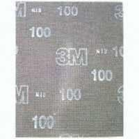 "3M 10459 ""Fabri-Cut"" 100 Grit Silicon Carbide Screen 9""X11"""
