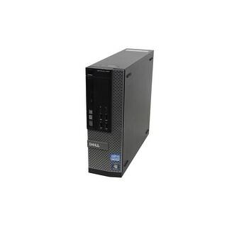 Dell Optiplex 990 SFF Refurbished PC - Intel Core i5 2400 2nd Gen 3.1 GHz 3GB 500GB HDD DVD-RW Windows 10 Pro 64-Bit