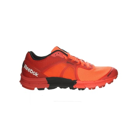 Reebok Mens One Guide 3.0 Coral Running Shoes Size 10