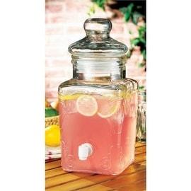 Party Beverage 5 Liter Sangria Jar Punch Alcohol Dispenser
