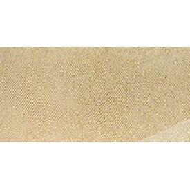 "Gold W/Gold Glitter - Glitter Tulle 6""X25yd Spool"