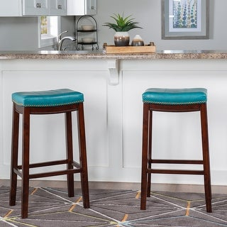 Link to Copper Grove Willamette Blue Bar Stool Similar Items in Dining Room & Bar Furniture