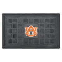 NCAA Auburn University Tigers 3-D Team Medallion Vinyl Door Mat
