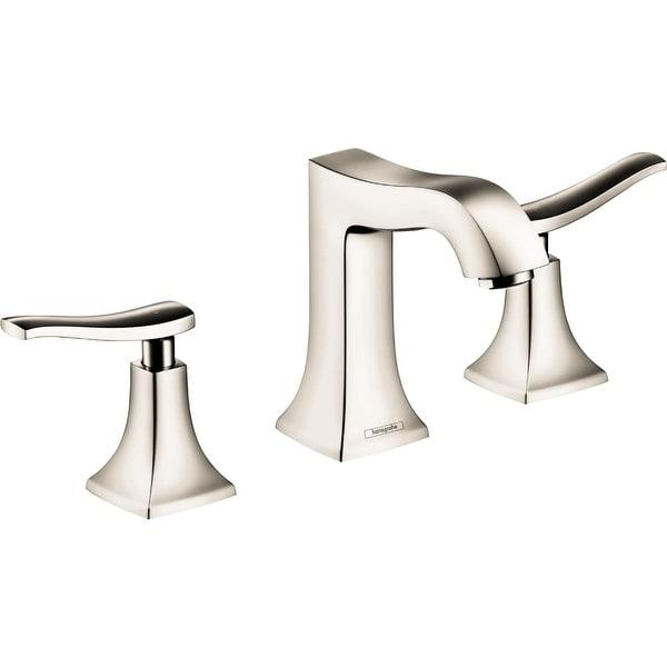 Shop Hansgrohe 31073 Metris C Widespread Bathroom Faucet With