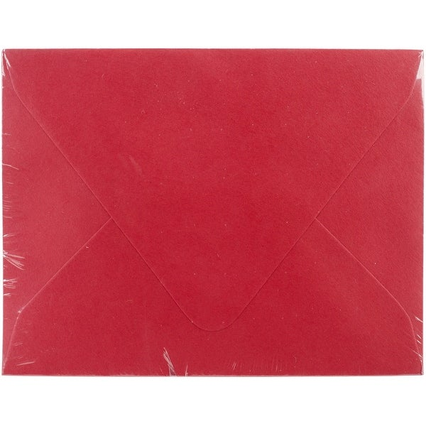 shop a2 envelopes 50 pkg red free shipping on orders over 45