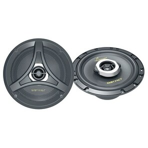 6.5-Inch 180 Watt 2-Way Coaxial Speaker, Set of 2